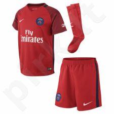 Komplektas futbolininkui Nike Paris Saint Germain AW Kids 776744-601