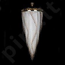 Krištolinis šviestuvas 224-FLAME 700x1600