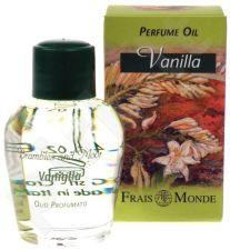 Frais Monde Vanilla Perfume Oil, parfumuotas aliejus moterims, 12ml