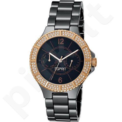 Esprit EL101332F07 Iris Tetra Rose moteriškas laikrodis