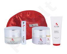 3LAB Holiday Kit rinkinys moterims, (14ml Perfect C akių priežiūros priemonė + 15ml M kremas  + 50ml Perfect rankų kremas + 5g Healthy Glow Lūpų balzamas + 5ml Super H serumas + krepšys)