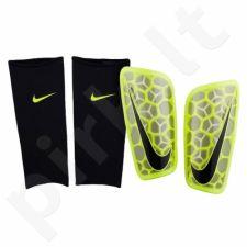 Apsaugos blauzdoms futbolininkams Nike Mercurial Flylite SuperLock SP2121-702