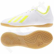 Futbolo bateliai Adidas  X 18.4 IN Jr BB9411