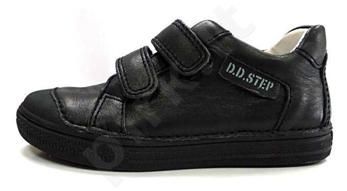D.D. step juodi batai 31-36 d. 049910cl