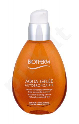 Biotherm Autobronzant, Aqua-Gelée, savaiminio įdegio produktas moterims, 50ml