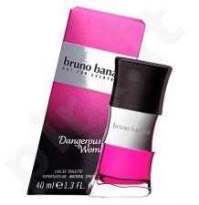 Bruno Banani Dangerous Woman, tualetinis vanduo moterims, 20ml