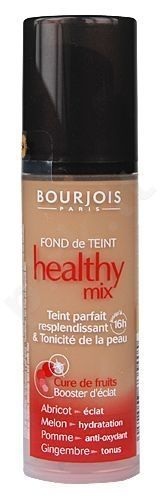 BOURJOIS Paris Healthy Mix kreminė pudra 54, 30ml, kosmetika moterims