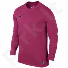 Marškinėliai futbolui Nike Park VI LS M 725884-616