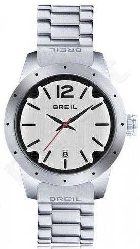 Laikrodis BREIL MUD vyriškas kvarcinis Data SS Case&Strap 44mm