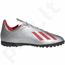 Futbolo bateliai Adidas  X 19.4 TF JR F35348