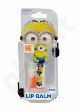 Minions Lip Balm, lūpų balzamas vaikams, 4,5g, (Banana) [pažeista pakuotė]