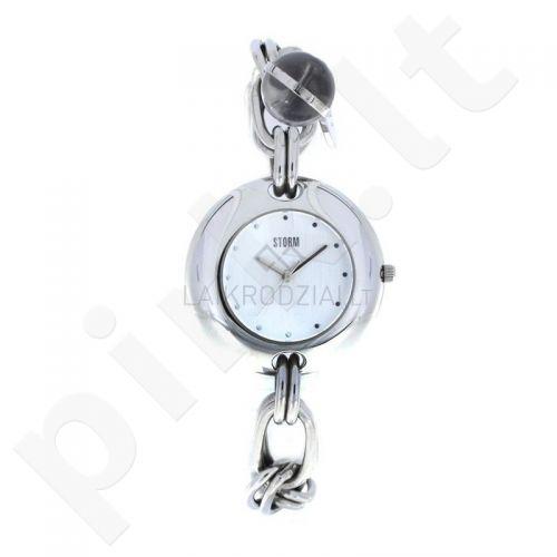 Moteriškas laikrodis STORM Petula Silver