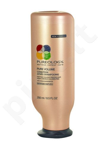 Redken Pureology Pure Volume Condition, kosmetika moterims, 250ml