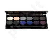 Sleek MakeUP I-Divine akių šešėliai Palette, kosmetika moterims, 13,2g, (596 Bad Girl)