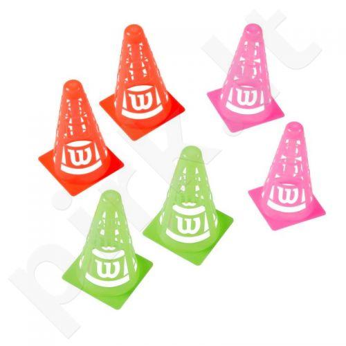 Sportiniai  kūgiai Wilson Safety Cones WRZ259500