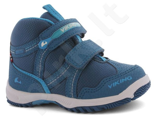 Auliniai batai vaikams VIKING WOODPECKER MID GTX(3-40385-5535)