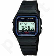 Universalus laikrodis Casio F-91W-1YER
