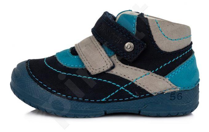D.D. step tamsiai mėlyni batai 20-24 d. 038254