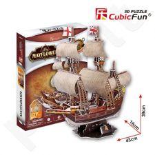 3D dėlionė: May Flower laivas