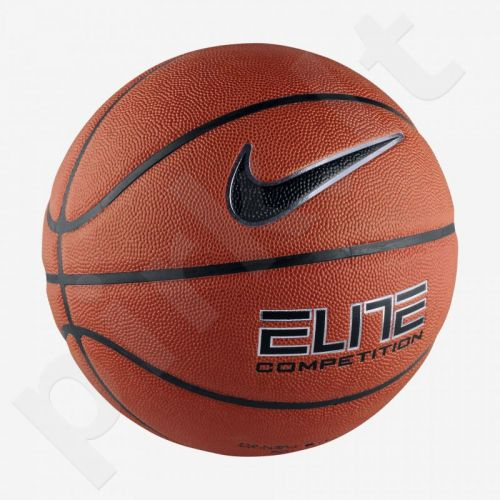 Krepšinio kamuolys Nike Elite Competition 8-Panel 7 BB0446-801