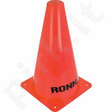 Stovelis treniruotėms RONNAY 23 cm raudonas