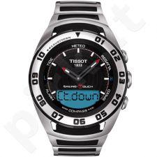 Tissot Sailing Touch T056.420.21.051.00 vyriškas laikrodis-chronometras