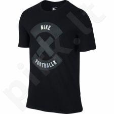 Marškinėliai Nike FootballX Logo M 805581-010