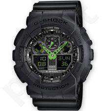 Vyriškas laikrodis Casio G-Shock GA-100C-1A3ER