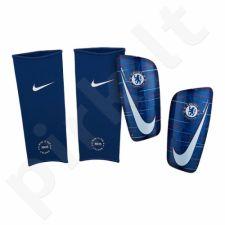 Apsaugos blauzdoms futbolininkams Nike Chelsea NK Merc LT Grd SP2135-495