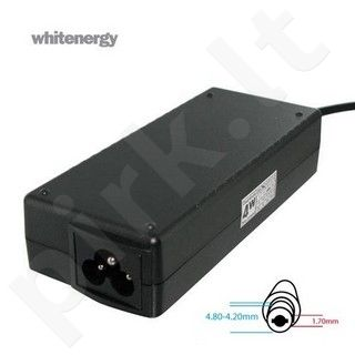 Whitenergy mait. šaltinis 19V/4.74A 90W kištukas 4.8-4.2x1.7 mm HP Compaq
