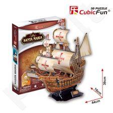 3D dėlionė: Santa Maria laivas
