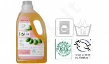 Folia SKYSTAS SKALBINIŲ SKALBIKLIS, levandų kvapo, 1000 ml