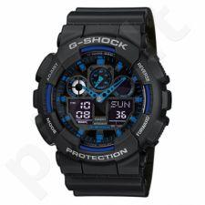 Vyriškas laikrodis Casio G-Shock GA-100-1A2ER