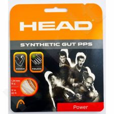 Styga teniso raketei Head Synthetic Gut PPS 16 baltas