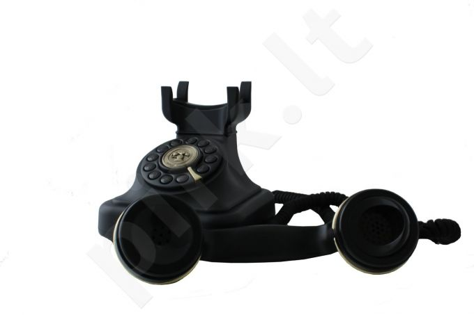 Telefonas Brondi Vintage 10 B(juodas)