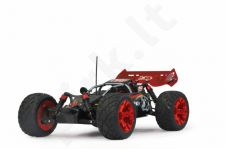 Radio bangomis valdomas Splinter BL 1:10 Lipo 2,4GHz mit LED