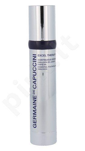Germaine de Capuccini Excel Therapy O2 emulsija su deguonimi, kosmetika moterims, 50ml