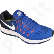 Sportiniai bateliai  bėgimui  Nike Air Zoom Pegasus 33 M 831352-401