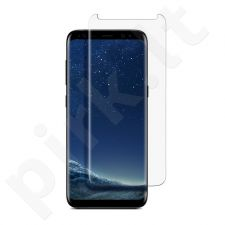 Tempered glass screen protector, Samsung Galaxy S8 3D (without package, 5 pcs)