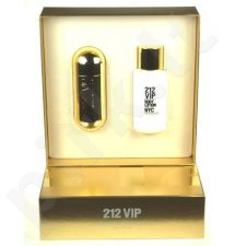 Carolina Herrera 212 VIP rinkinys moterims, (EDP 80ml + 200ml kūno losjonas)