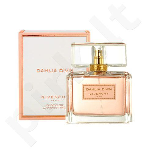 Givenchy Dahlia Divin, EDT moterims, 50ml
