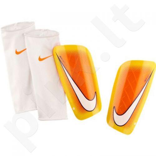 Blauzdų apsaugos futbolininkams Nike Mercurial Lite SP0284-805