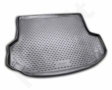 Guminis bagažinės kilimėlis HYUNDAI ix35 2009-2015  black /N15025