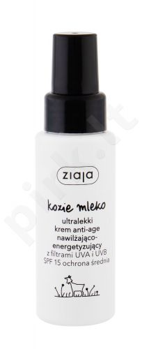 Ziaja Goat´s Milk, dieninis kremas moterims, 50ml