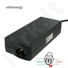 Whitenergy mait. šaltinis 19V/4.74A 90W kištukas 7.4x5.0 mm + pin HP Compaq