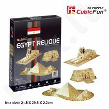 3D dėlionė: Egipto piramidės