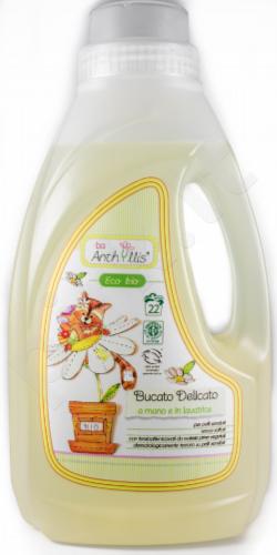 Baby Anthyllis SKYSTAS SKALBINIŲ SKALBIKLIS vaikiškiems drabužiams, 1000 ml