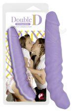 Double D Soft Dong purple
