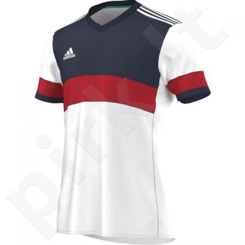 Marškinėliai futbolui Adidas Konn 16 AJ1362