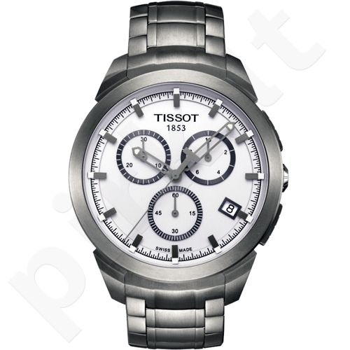 Tissot T-Sport T069.417.44.031.00 vyriškas laikrodis-chronometras